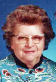 Doris Ray, 94, Clay County, died March 12, 2011, at 5:23 a.m., at Cloverleaf Healthcare Facility. She had been a resident there for several years. - 1442992-M