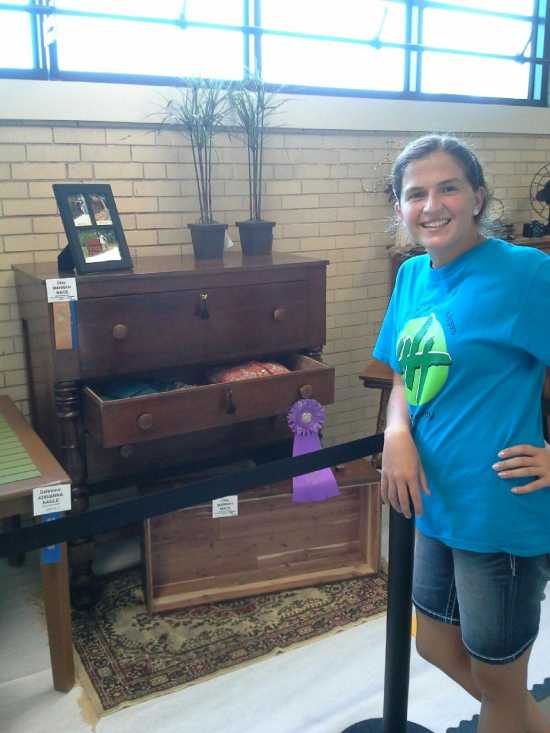 4-h home environment projects