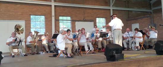 Local News: Jackson Township Community Band entertains Fall