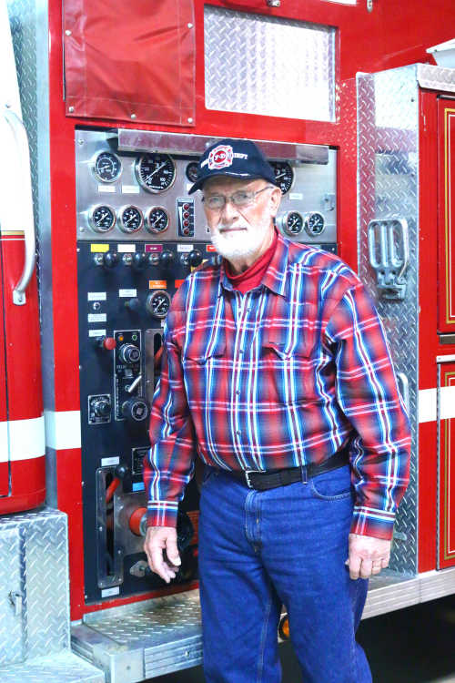Half-century of service isn't going unnoticed in Clay City
