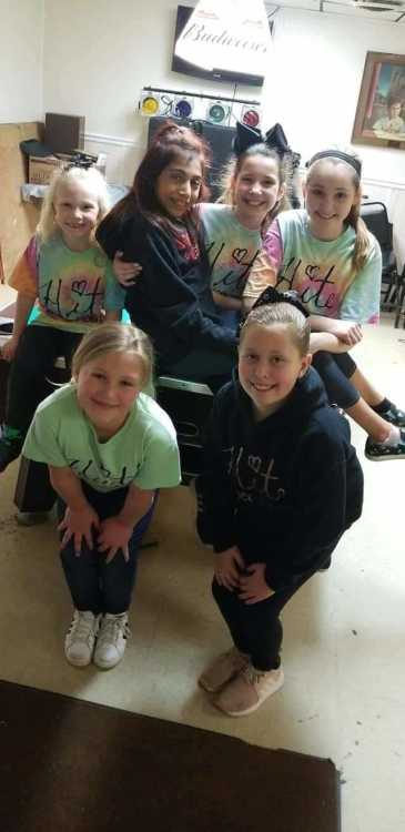 Fundraiser helps the students attend dance competitions