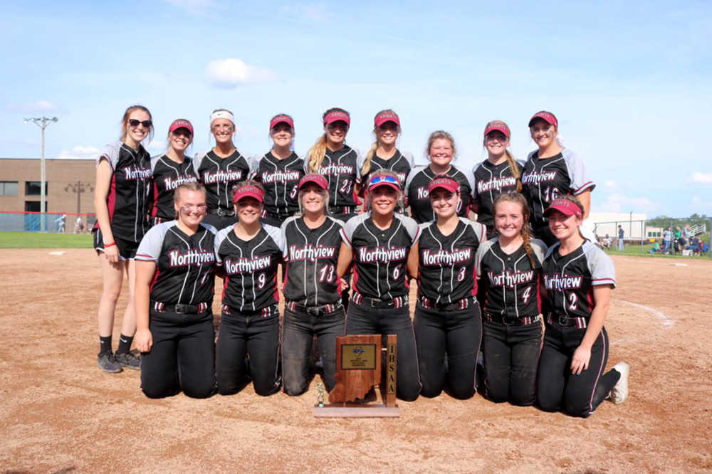 Northview softball captures historic championship over Vikings