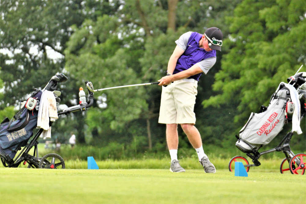 Solid regional effort not quite enough for local golfers