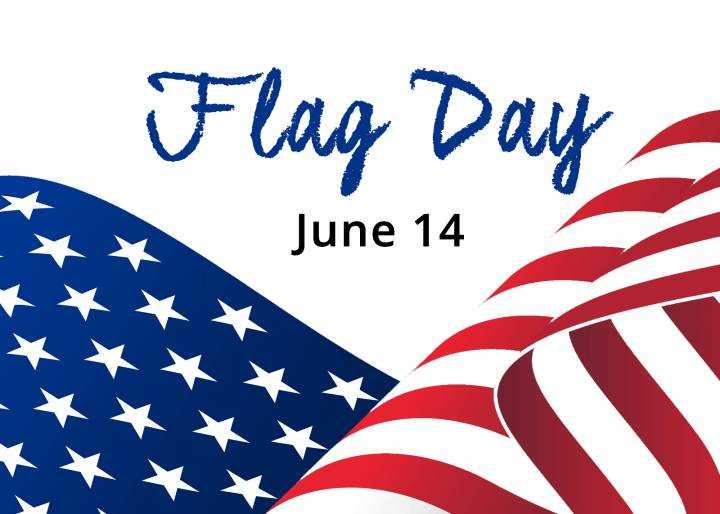 Our American Flag on Flag Day 2019