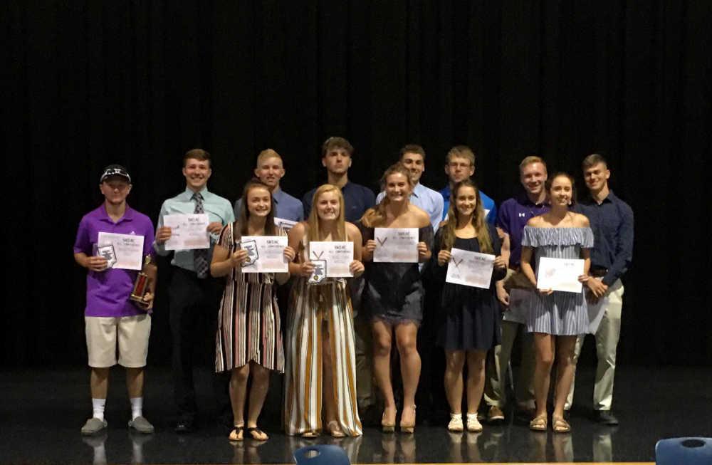Clay City athletes earn All-SWIAC honors