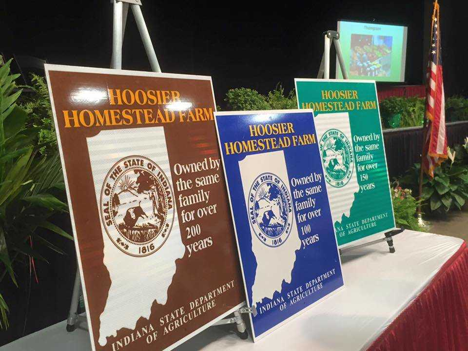 Local farms honored at State Fair