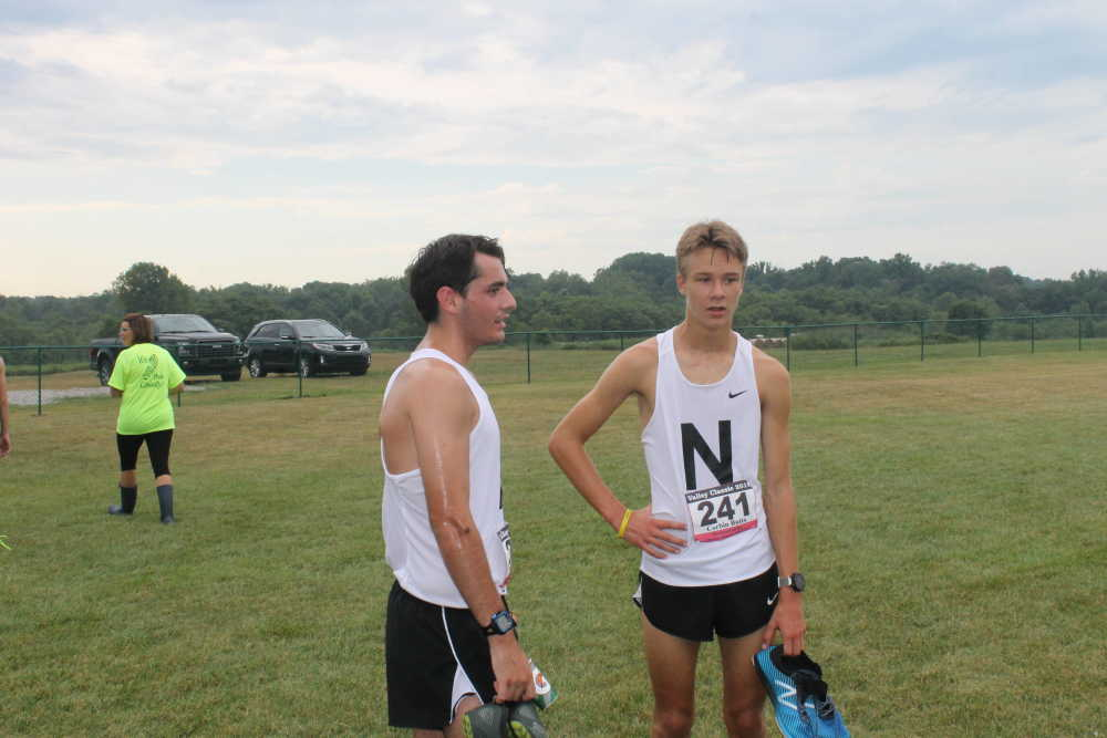 Northview cross country teams earn five podium finishes in season opener