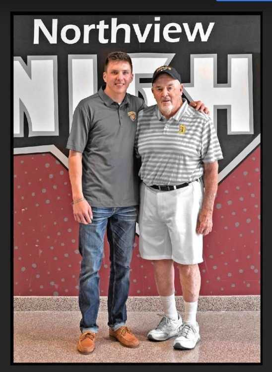 Northview football field to be named Jerry Anderson Field on Sept. 13