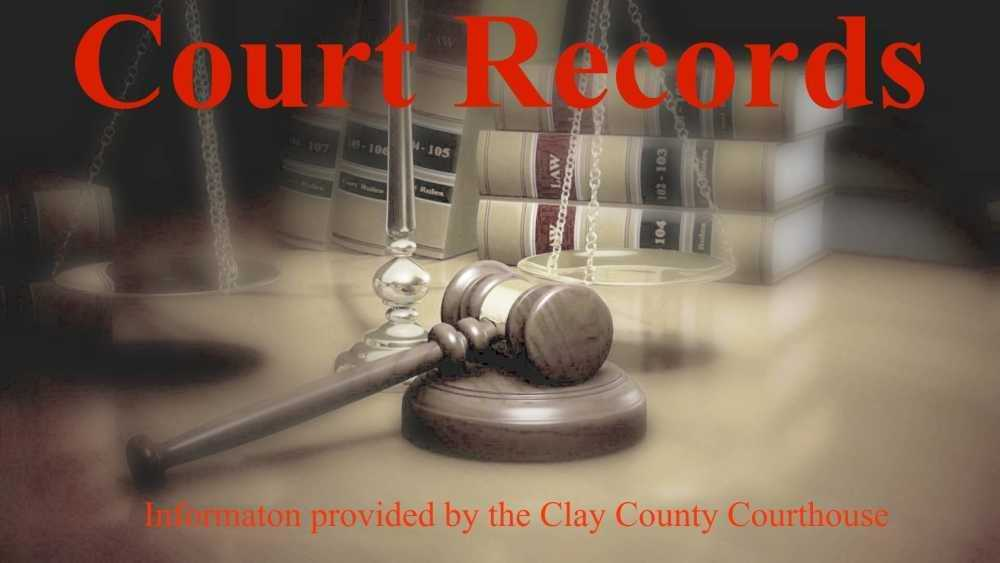 COURT NEWS Aug. 30-Sept. 6, 2019