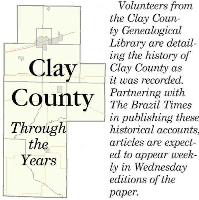 CLAY COUNTY THROUGH THE YEARS: William Lyons Wallace, Charcoal Maker