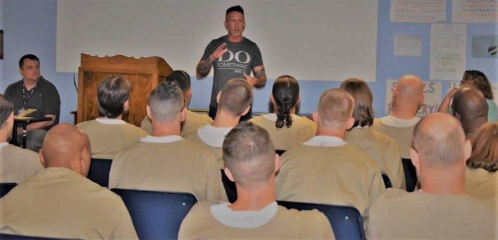 Recovery While Incarcerated Celebrated at Putnamville Correctional Facility
