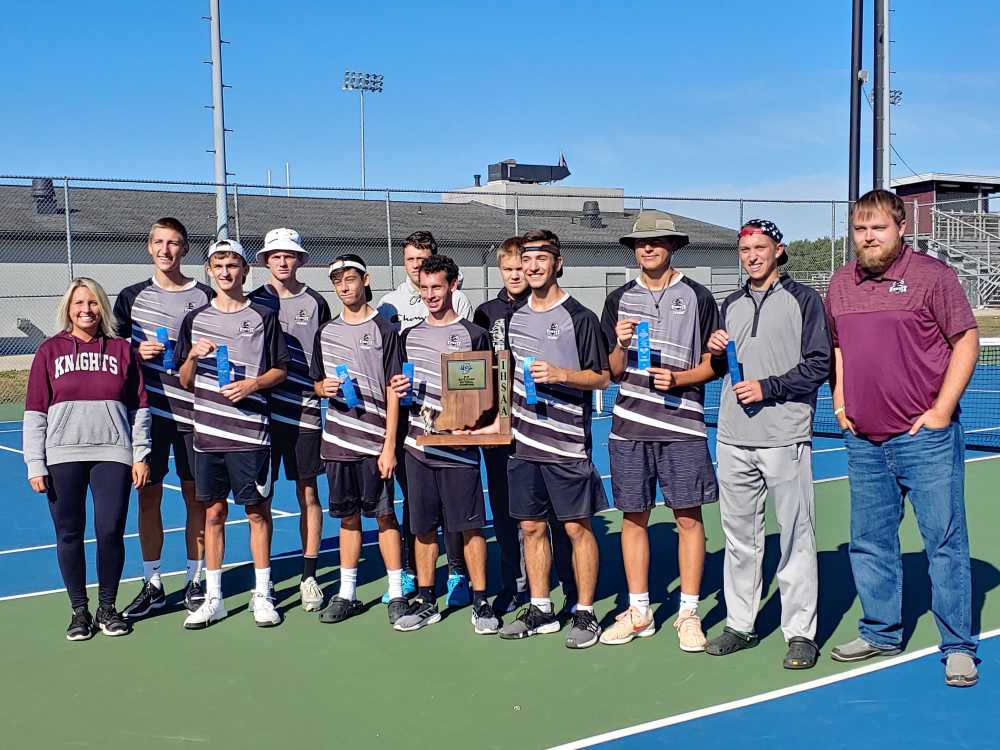 Northview boys tennis wins first sectional in seven years