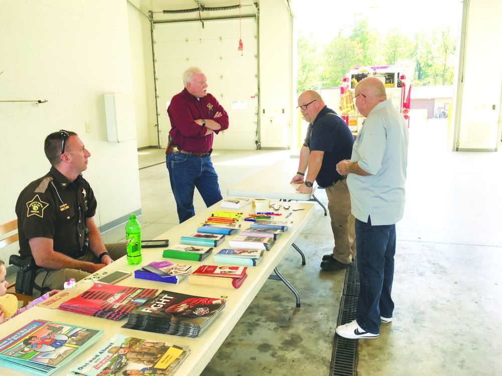 Posey Twp VFD welcomes community