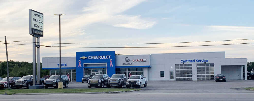 York finalizes purchase of Plainfield dealership Westgate