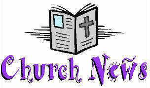 CHURCH NEWS: Saturday, July 24