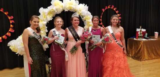 Photo gallery: 2018 Clay County 4-H Fair Queen and Princess Pageant