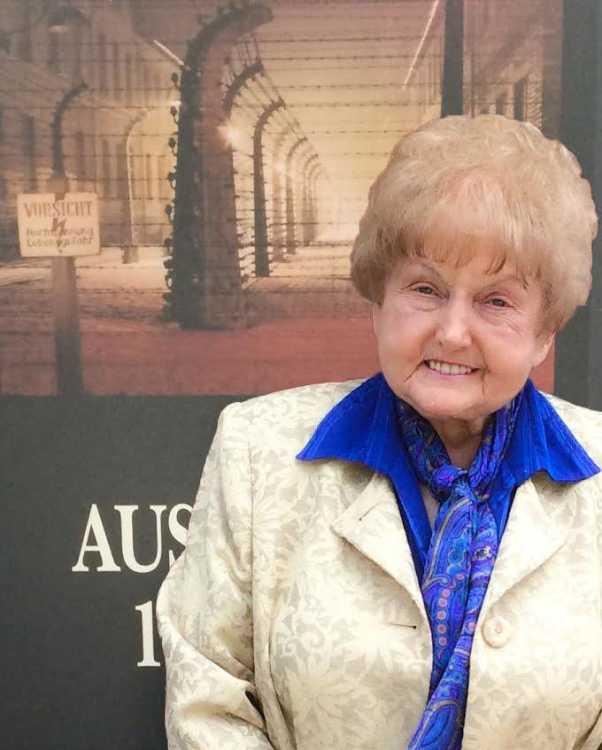Advice from one of Indiana's Living Legends: Eva Mozes Kor