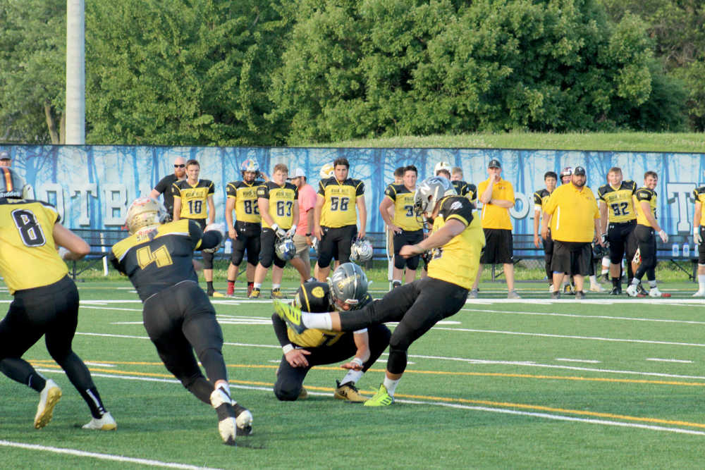 Gold Division dominates in WVFCA All-Star game