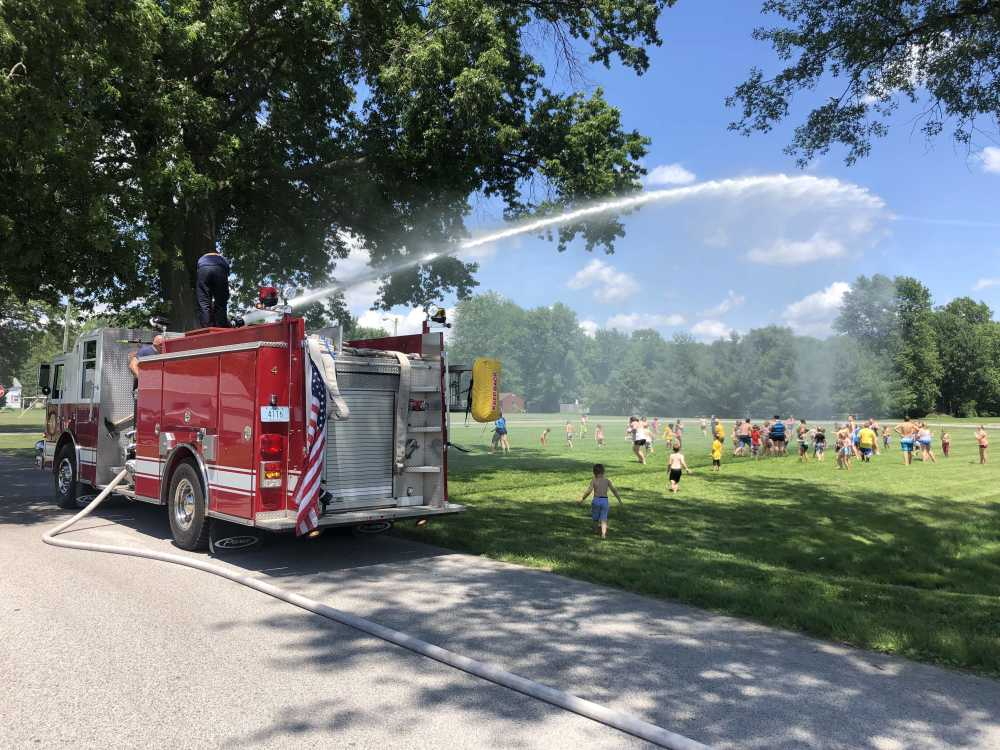 BFD making summer rounds