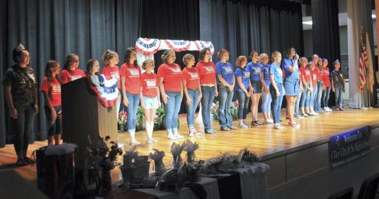 Photo gallery: 2019 Clay County 4-H Fair Queen and Princess