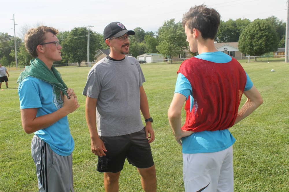 Northview's new soccer coach hits the ground running