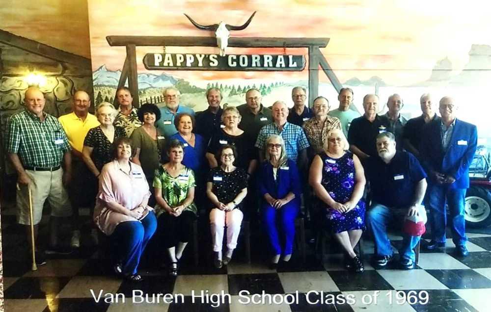 Van Buren has 50th reunion
