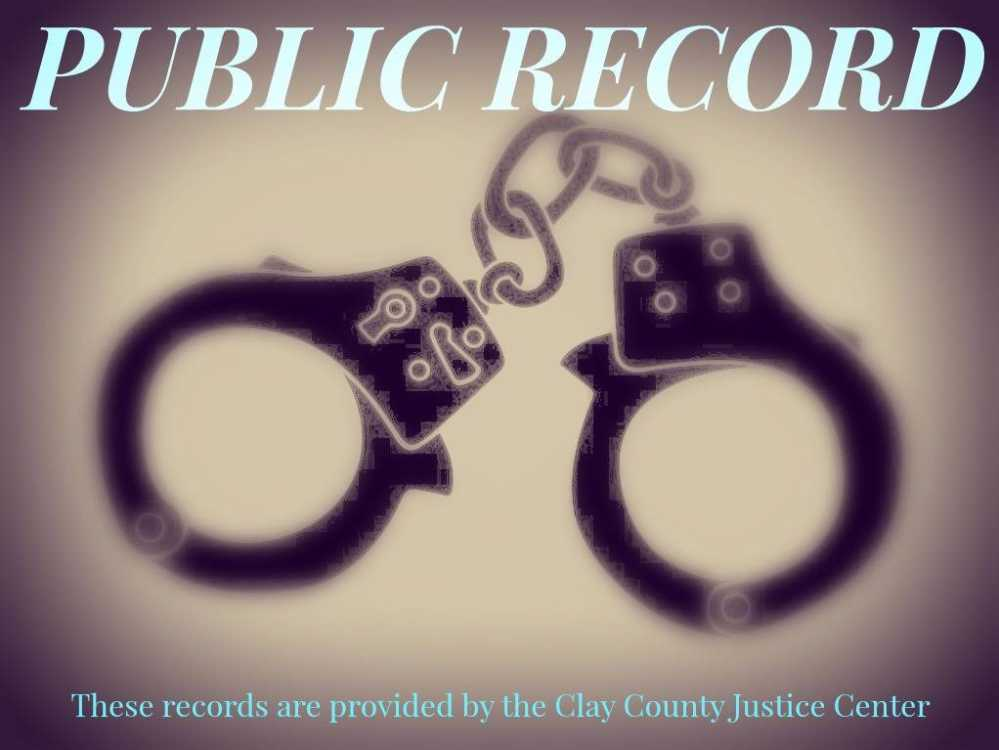 JAIL BOOKINGS Aug. 30-Sept. 6, 2019
