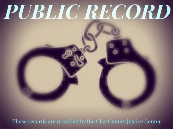 Police Logs: JAIL BOOKINGS Aug  30-Sept  6, 2019 (9/6/19