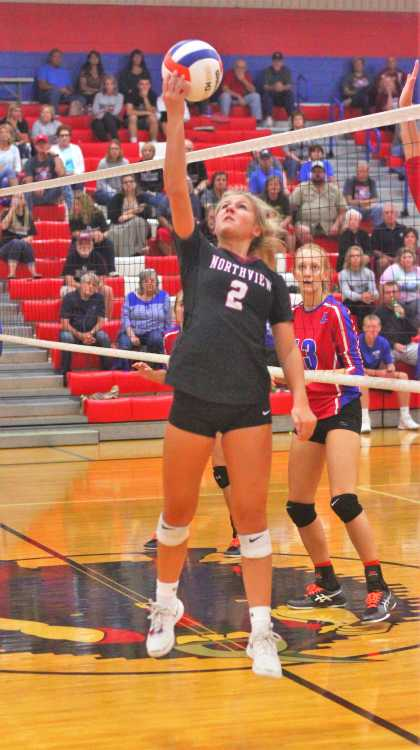 Lady Miners hold off Knights' late charge
