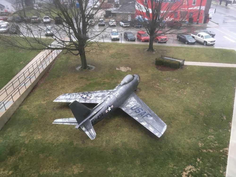 Sabre warplane memorial update still in discussion