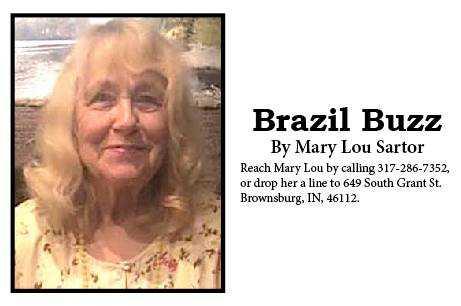 BRAZIL BUZZ: It's a brazzle dazzle day