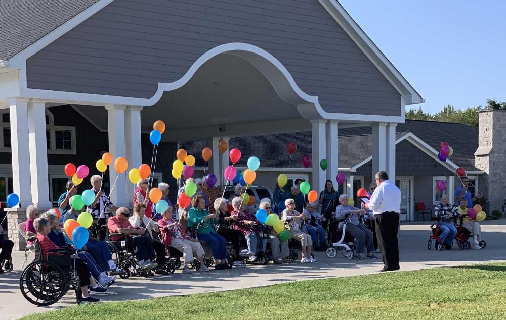 Celebrating assisted living week