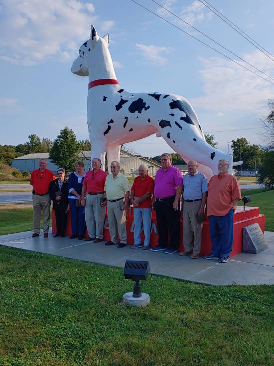 Local News Champ Symbolizes Continuing Legacy Of Great Dane